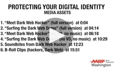 AARP Video featuring dark web scammer Brett Johnson, who now teaches people how to avoid identity theft.