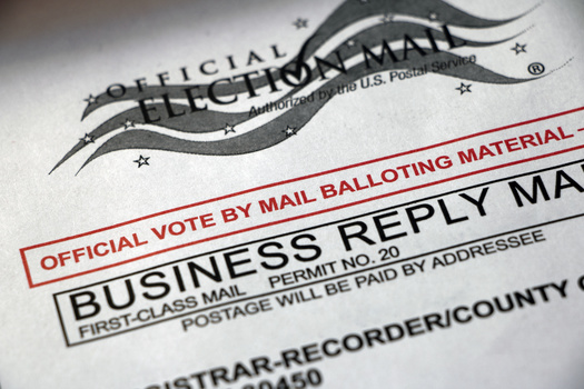 Ballot collection for absentee voters can be an important service in Montana because weather can be hard to navigate at election time. (Darylann Elmi/Adobe Stock)
