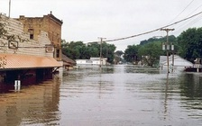 Thousands of homes and businesses have been inundated by floodwaters this summer. (noaa.gov)