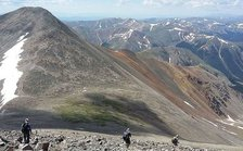 The Continental Divide Trail, authorized by Congress in 1978, is nearly 95 percent complete. (Xnatedawgx/Wikimedia Commons)