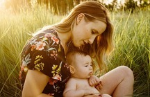 Just 13 percent of moms are able to breastfeed their child six months after birth. (Pixabay)