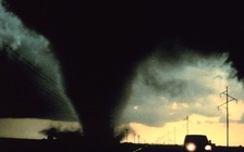 Severe thunderstorms accompanied by tornadoes, hail and damaging winds cause an average of $5.4 billion in damage each year across the United States, according to a new study in the Journal of Climate and Atmospheric Science. (Skeeze/Pixabay)