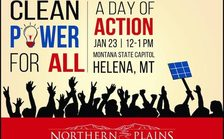 One focus of Wednesday's rally is legislation that could help finance energy-efficiency upgrades for commercial buildings. (Northern Plains Resource Council)