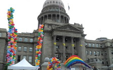 The Boise Pride Festival is celebrating its 30th anniversary this year. (Kenneth Freeman/Flickr)