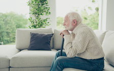 Loneliness can be as bad for a person's health as obesity and smoking, according to AARP, and it's a real concern for many adults ages 50 to 80. (deagreez/Adobe Stock)