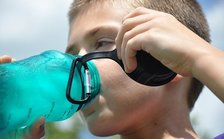 A recent study of elementary and middle schools found decreasing high caloric beverages such as soda and juice, and increasing water consumption, promoted child health and decreased childhood obesity. (GSquare/Pixabay)