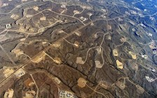 A new report calls on the U.S. Bureau of Land Management to establish oil and gas bonds based on the actual cost of reclamation at each well. (Simon Fraser University)