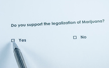 Organizers of a recreational marijuana ballot initiative in North Dakota say they're not giving up, but the pandemic will delay their efforts. (Adobe Stock)