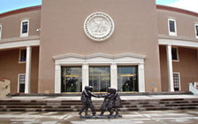Monthly oil and gas royalties from New Mexico lands hit an all-time high at $110 million in April. (news.unm.edu)
