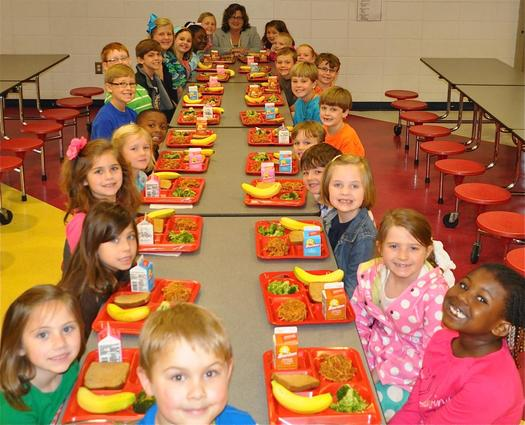 PHOTO: More than 150,000 children in Nevada receive free or reduced-price meals during the school year. But in the summer, that number drops to less than 15,000. Efforts are under way to change that. Photo credit: LetsMove.gov.