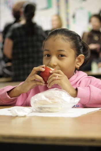 PHOTO: Four out of five Pennsylvania children who get free breakfasts and lunches at school are missing out on free summer meals, although they are widely available. Photo courtesy Share Our Strength.