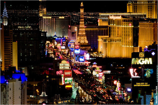 PHOTO: Nevada is looking toward India's massive and emerging middle class as its next major international marketing target. Photo credit: U.S. Department of State.