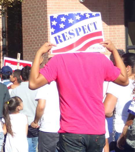 PHOTO: A new report finds that immigrants in Kentucky are a diverse group that contributes greatly to the state's economy. It says immigration reform could mean even greater economic benefits. Photo credit: Deborah C. Smith.