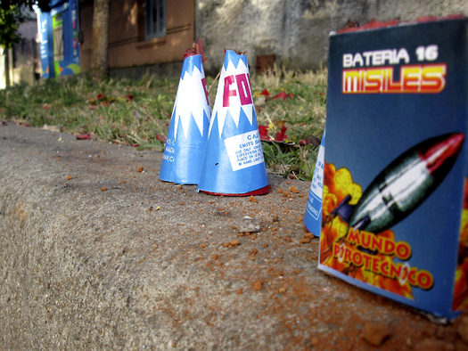 PHOTO: Indiana's State Fire Marshal is reminding residents to follow the law and use common sense to prevent fireworks-related injuries and fires during the Fourth of July holiday. Photo credit: Alvimann / Morguefile.