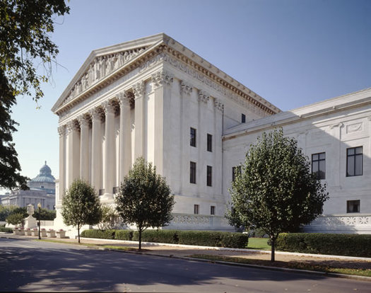 PHOTO: Hobby Lobby will not have to pay for insurance coverage for certain contraception procedures for its employees following a U.S. Supreme Court ruling issued Monday. Photo courtesy of the U.S. Supreme Court.