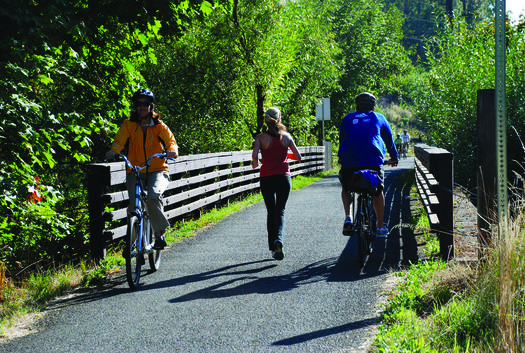 PHOTO: July is National Park and Recreation Month, an initiative designed to encourage Illinoisans to spend more time in the Prairie State's great outdoors. Photo courtesy of Portland Metro.