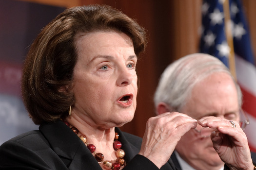 PHOTO: A member of the Senate Judiciary Committee, Senator Dianne Feinstein of California is expected to vote Thursday in favor of a proposed constitutional amendment giving Congress and states control of political campaign spending. Photo courtesy of the Office of Senator Feinstein.
