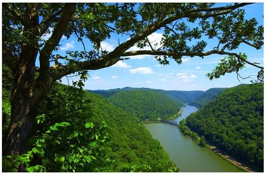 PHOTO: With coal production declining, central Appalachia will need help adapting to the new reality, according to regional economic groups. Photo courtesy of the West Virginia Division of Tourism.