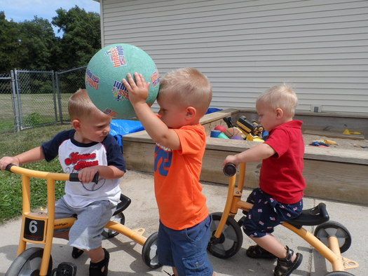 PHOTO: Kentucky has shown steady improvement in child health and education, according to the 2014 National KIDS COUNT Data Book. Photo credit: Greg Stotelmyer.