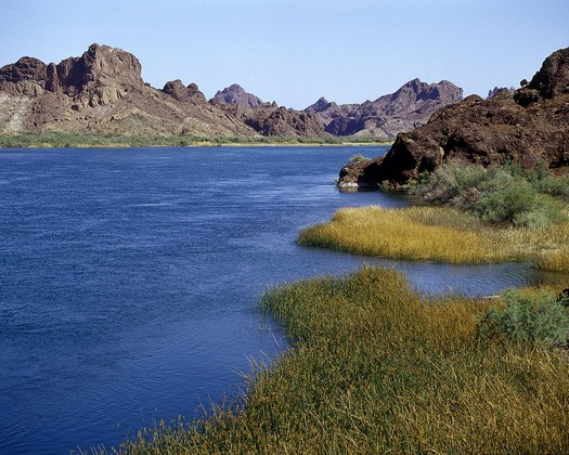 PHOTO: Friday is Colorado River Day, when Arizona and other states in the region focus on addressing the ongoing water challenges they face. Photo courtesy U.S. Bureau of Reclamation.