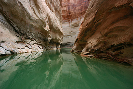 PHOTO: Ensuring that the Colorado River has enough water to support millions of people in Arizona and throughout the Southwest is the focus of a study from the nonprofit group American Rivers. Photo courtesy of the National Oceanic and Atmospheric Administration.