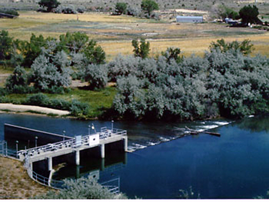 PHOTO: Ensuring that the Colorado River has enough water to support millions of people in New Mexico and throughout the Southwest is the focus of a study from the nonprofit group American Rivers. Photo courtesy of the U.S. Bureau of Reclamation.