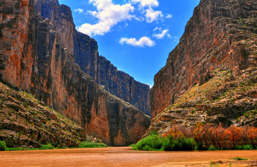 PHOTO: There were nearly 3.5 million visits to national parks in Texas last year, including Big Bend National Park. Photo credit: Robert Hensley/Flickr.