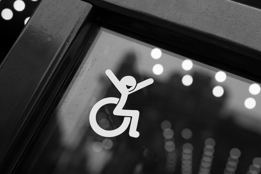 PHOTO: This Saturday marks the 24th anniversary of the Americans with Disabilities Act and supporters across Iowa are celebrating the progress made since it became law. Photo credit: Michael Hooper/Flickr