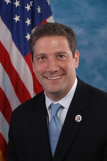 PHOTO: Ohio Congressman Tim Ryan (D-Dist. 13) is among a handful of lawmakers taking a challenge to live on a federal minimum-wage budget of $77 this week. Photo courtesy Rep. Ryan's office.