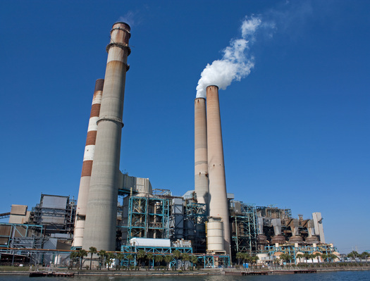 The EPA holds public hearings this week on proposed carbon emission standards. Advocates say there could be significant health benefits for the one in 10 New England residents who cope with asthma. Photo credit: Wknight94 / Wikimedia Commons.