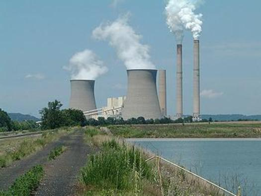 PHOTO: Supporters of new limits on carbon pollution say significant health benefits will be the result. Detractors say the new rules on power plants will slow the economy. Both sides weigh in at EPA hearings this week. Photo credit: Analogue Kid / Wikimedia Commons.