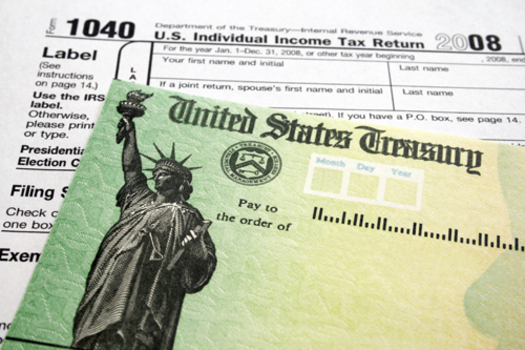 PHOTO: The filing of fraudulent income tax returns in Arizona is at an epidemic level, according to the state Department of Revenue. Photo courtesy of the FBI.