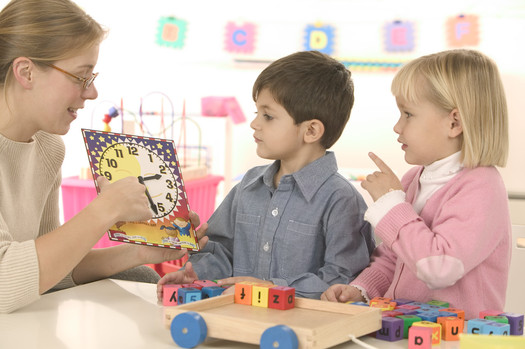 PHOTO: Congress is considering two bills to help ease child care expense burdens for working families. Arkansas working parents pay upwards of $6,200 a year per child for care. Photo credit: Microsoft Images