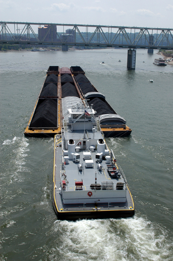 PHOTO: Sport, commercial and tribal fishermen all have indicated opposition to the idea of a terminal to fill coal barges at the Port of Morrow. This week, the Oregon Department of State Lands denied a permit request by its developers. Photo credit: visionsofmaine/iStockphoto.com
