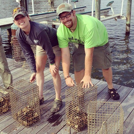 PHOTO: The new Chesapeake Conservation Corps class will be announced Tuesday, and is set to include 32 people ages 18 to 25 who will spend a year volunteering on projects that benefit the bay. Photo credit: Chesapeake Bay Trust.