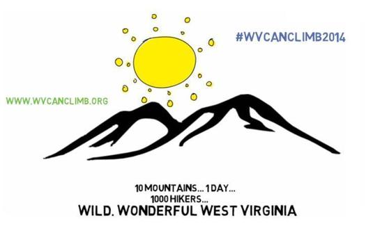 GRAPHIC: Supporters of the state's child advocacy network are calling on everyone to take part in the WV CAN Climb fundraiser this week. Graphic courtesy of WV CAN.