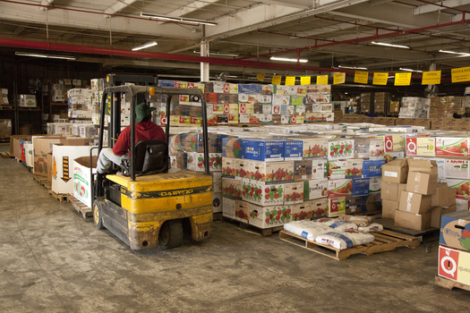 PHOTO: As part of September's Hunger Action Month, the Utah Food Bank is hoping to collect one mile of food donations in Salt Lake City on Thursday. Photo credit: Federal Emergency Management Agency (FEMA).