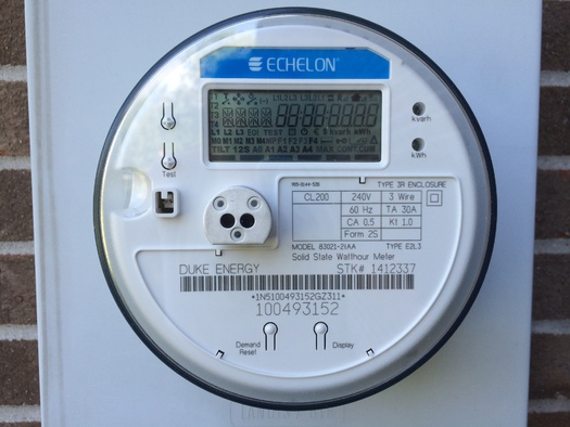 PHOTO: The use of smart meter technology is growing in Ohio, but some warn the risks to consumer protections outweigh any potential benefits for utility customers. Photo credit: M. Kuhlman.