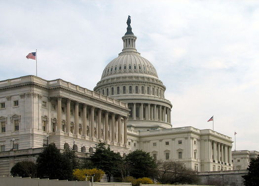 PHOTO: The U.S.Senate is expected to vote today on a proposed constitutional amendment that would help take big money out of politics. Photo credit: Scrumshus/wikimedia.