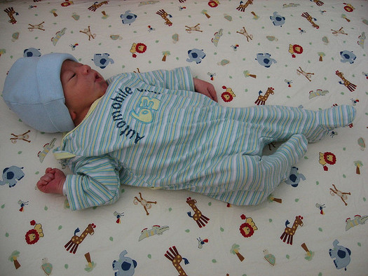 PHOTO: Understanding sleep safety is important in helping reduce the risk of sudden infant death syndrome (SIDS), the major cause of death in the United States for infants ages one month to one year. Photo credit: Jessica Merz/Flickr.