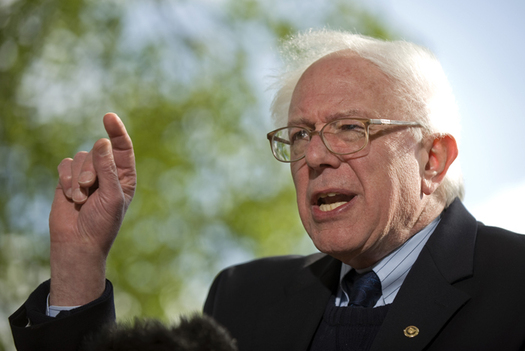 PHOTO: U.S. Sen. Bernie Sanders of Vermont will be the keynote speaker at this year's Fighting Bob Fest at the Sauk County Fairgrounds in Baraboo on Saturday. (Photo courtesy of Progressive Voters of America