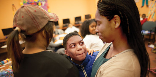PHOTO: A new report analyzes the need to reduce racial disparities in Wisconsin, which it says has the largest gap in the nation in the well-being of white and black children. Photo courtesy of Annie E. Casey Foundation.