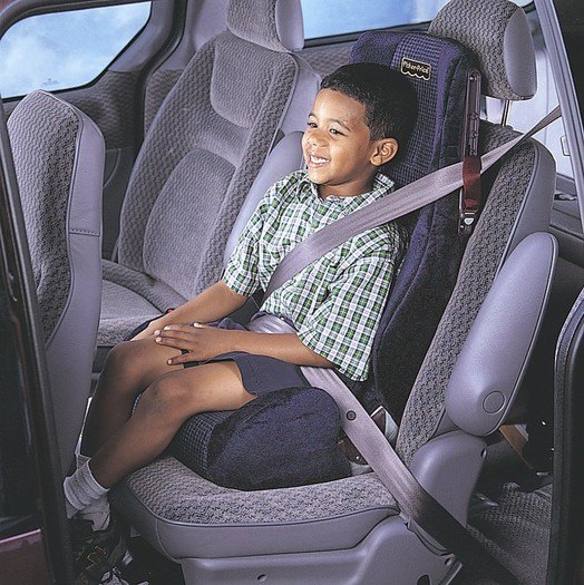 It Takes More Than A Seat Belt To Keep Kids Safe In A Car