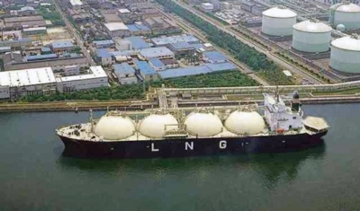 PHOTO: The U.S. Federal Energy Regulatory Commission's approval of a Liquefied Natural Gas Export Terminal in Calvert County is being challenged by community and environmental groups. Photo courtesy of U.S. Department of Energy.