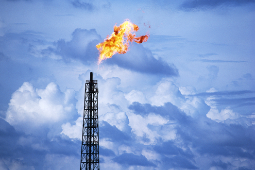 PHOTO: The majority of likely voters in New Mexico support a rule that would reduce the energy waste that happens during oil and gas production on public lands, according to a new survey. Photo courtesy of U.S. Department of Energy.
