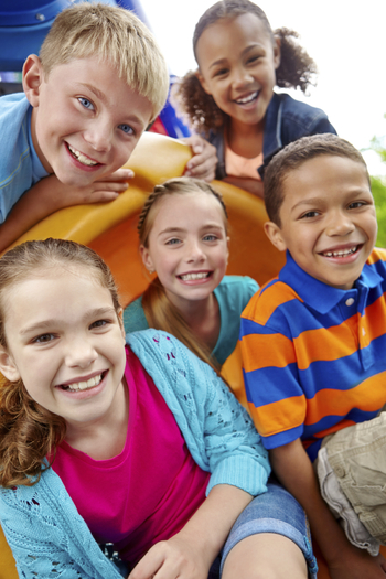 PHOTO: Not every child in Oregon has much to smile about, according to new data from Children First for Oregon. The group says although the state has become more ethnically diverse, children of color don't have the nearly same opportunities for success as their white peers. Photo credit: Grady Reese/iStockphoto.