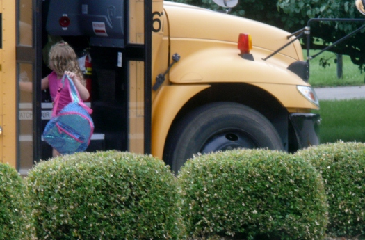PHOTO: A new report finds that funding for Kentucky school kids has suffered the 11th largest drop in the nation since the recession hit in 2008. Photo by Greg Stotelmyer.