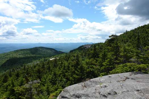 PHOTO: New Hampshire ranks lower for car-related energy efficiency than several other states in New England and the Upper Midwest, but is doing much better in terms of home energy efficiency. Photo credit: Daniel Wilkinson, New Hampshire State Parks.