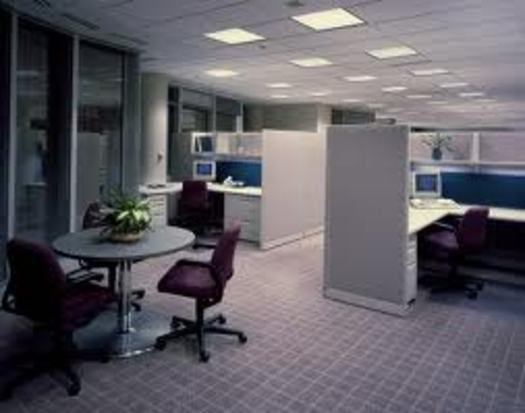 PHOTO: What's really going on in these cubicles? An estimated 27 percent of Americans say they are victims of workplace bullying. Photo credit: Library of Congress.