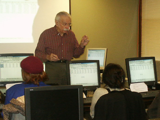 PHOTO: If you enjoy preparing taxes and helping people with tax advice, a program that provides thousands of New Mexicans with free tax preparation services is seeking volunteers. Photo credit: Seattle Human Services Department.